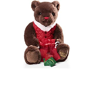 Godiva Chocolatier Christmas//Holiday 2020 Limited Edition Plush Bear BNWTS!!!