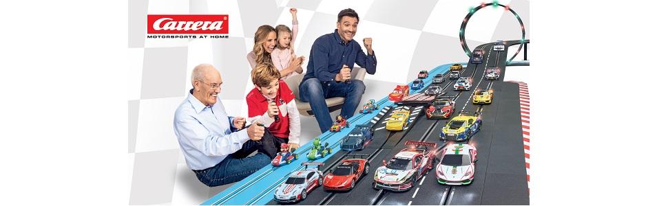 Carrera Slot Car Racing Cars
