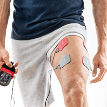 beurer em 59 massage tens ems elektrisk massageapparat spänningar muskel regernation
