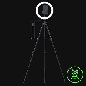 טבעת תאורה Razer Ring Light