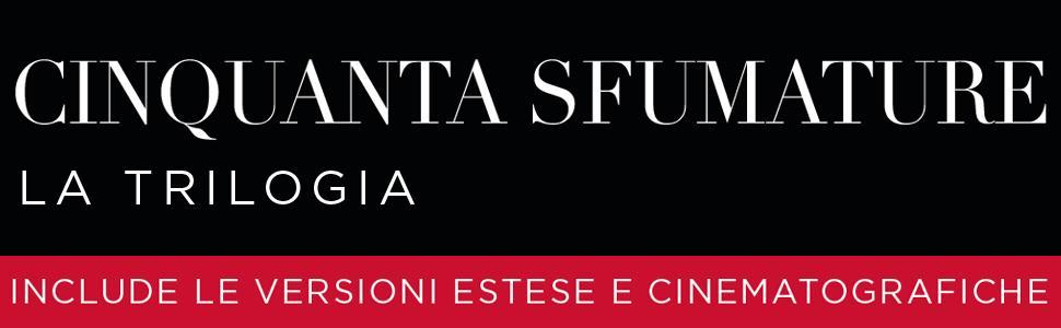 Cinquanta Sfumature (Trilogia) (Box 3 Dvd): Amazon.it