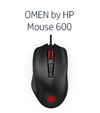 OMEN by HP Mouse 600