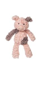 pig stuffed animal mary meyer soft toy