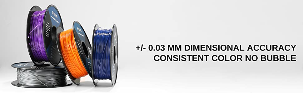 SainSmart Solid Color 95A TPU Filament Parameter