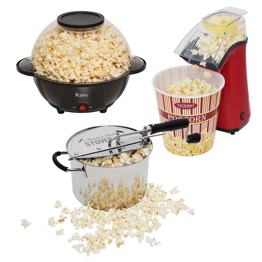 Amazon.com: Burgundy Popcorn Boxes 10-Pack by VICTORIO VKP1165: Kitchen & Dining