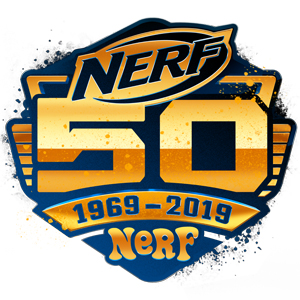 nerf,nerf 50th,nerf anniversary,nerf elite,nerf mega,nerf modulus,xshot,x shot,laser x,nerf gun