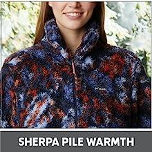 Sherpa Plush Warmth