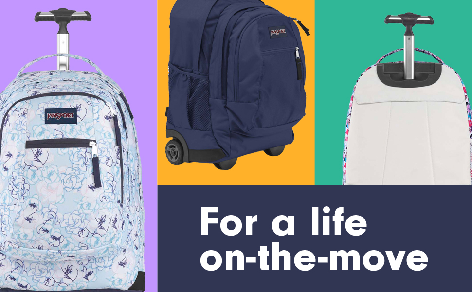 JanSport - Always the right pack - Driver 8