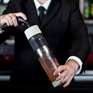 martini shaker, cocktail shaker, bar tools
