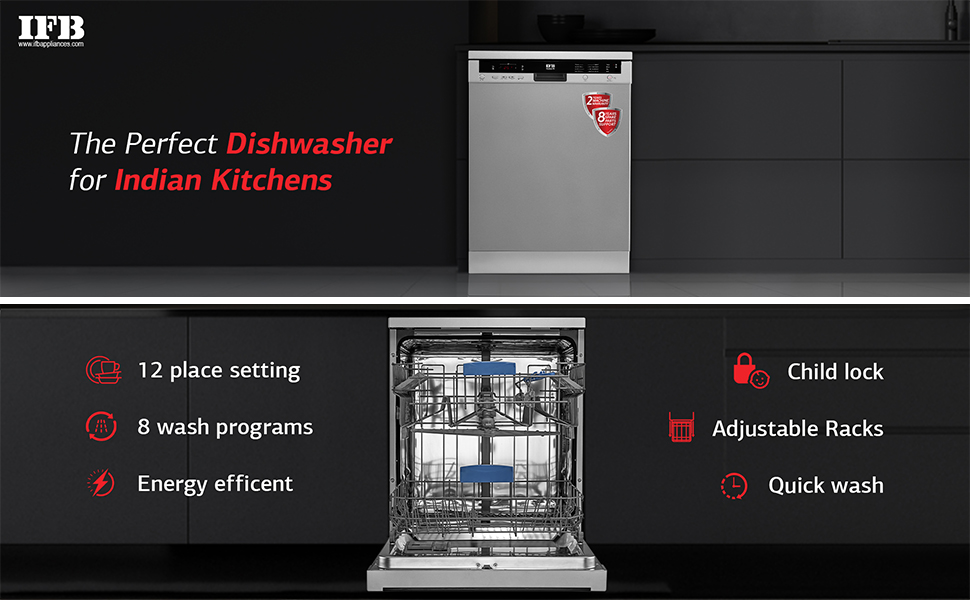 IFB Dishwashers