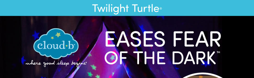 Twilight Turtle Classic Mocha.Cloud B Twilight Turtle Classic Night Light Soother