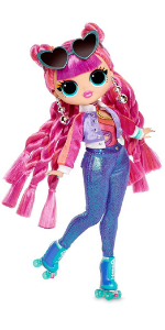 L.O.L. Surprise! O.M.G. Series 3 Roller Chick Fashion Doll