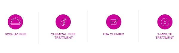 Amazon Com Neutrogena Light Therapy Acne Spot Treatment Chemical