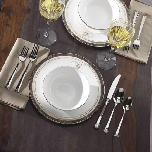 Amazon Com Lenox Everyday Gatherings 9 1 2 Inch Cold Meat Fork