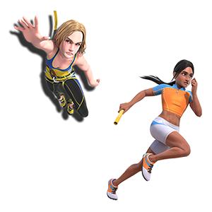 オリンピック 新競技 クライミング リレー 400m 協力プレイ 銀メダル