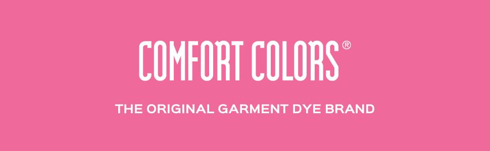 Comfort Colors, tee, tee shirt, t-shirt, garment dye