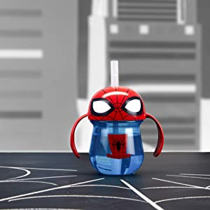 spiderman spider man training cup sippy cup