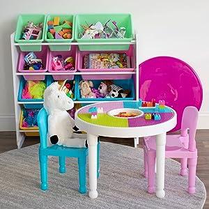 table, desk, organization, organize, kids, kid furniture
