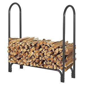 log rack, durable