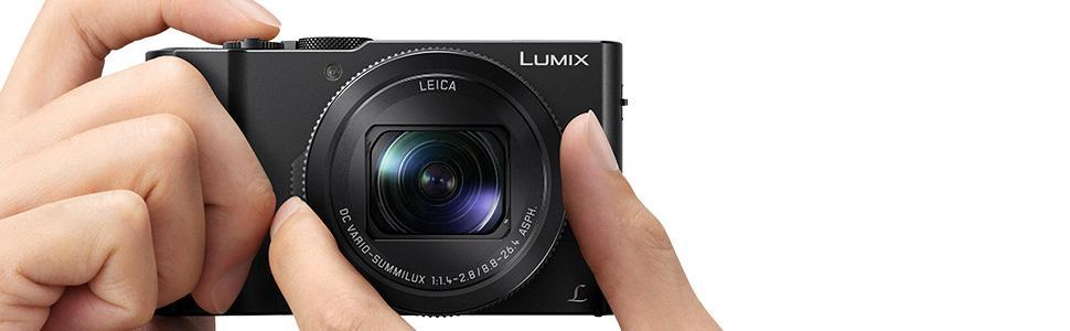 Panasonic LUMIX 4K Digital Camera DMC-LX10K