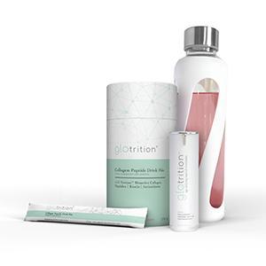 glotrition collagen drink mix skin care