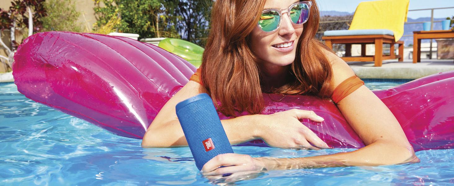 pool;jbl;flip;4;party
