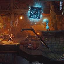 Magie, Quest, Abenteuer, 2.5D, Bosskämpfe, Kampfsystem, Rätsel, Mehrspieler, Magneten, Elektrizität,