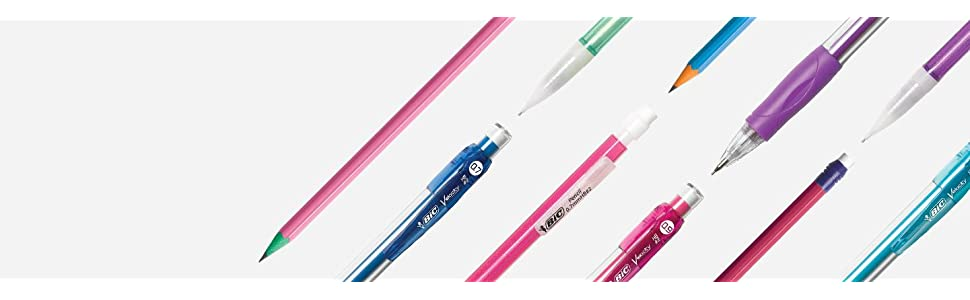 Bic Pencils Banner