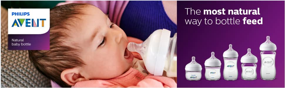 Philips AVENT - The most natural way to bottle feed