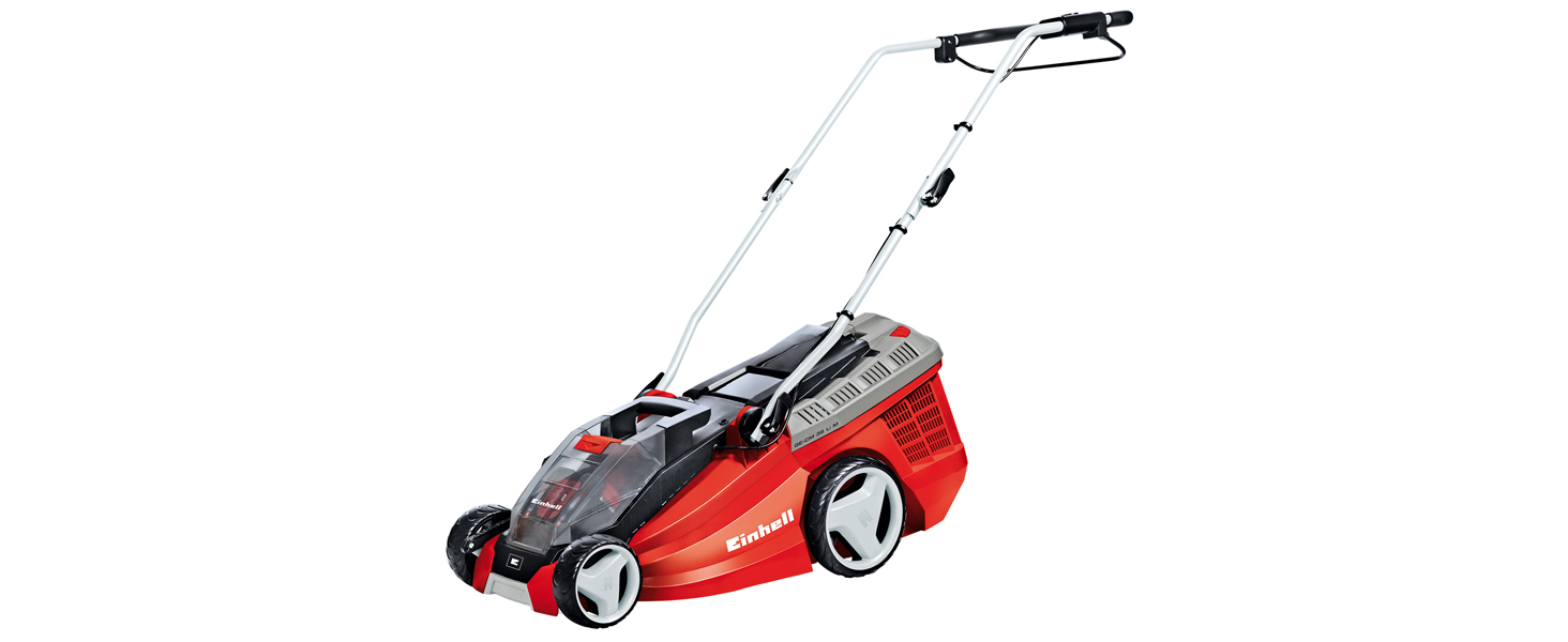 Einhell GE-CM 36 Li M - Cortacésped inalámbrico Power X-Change(Ion ...