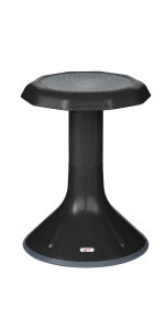 18in ACE Stool - Black