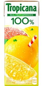 トロピカーナ,Tropicana,エッセンシャルズ,essentials,No.1,管理栄養士推奨,栄養補給,100%,果汁,ジュース,グレープフルーツ,ぐれーぷふるーつ