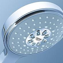 SpeedClean – pas de dépôts calcaires sur votre douchette à main