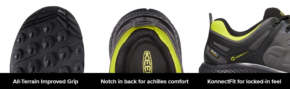 keen footwear uk, mens waterproof shoes, mens waterproof walking shoes, mens trekking shoes