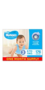 Huggies Ultra Dry Nappies
