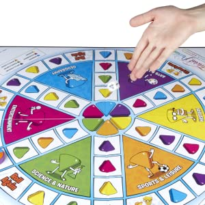 Trivial Pursuit Family Edition Game,