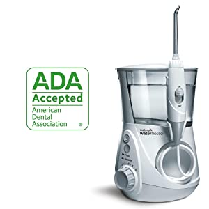 Waterpik WP-660 Aquarius Water Flosser, oral irrigator, dental water jet