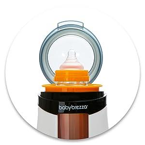 universal fit baby bottle warmer