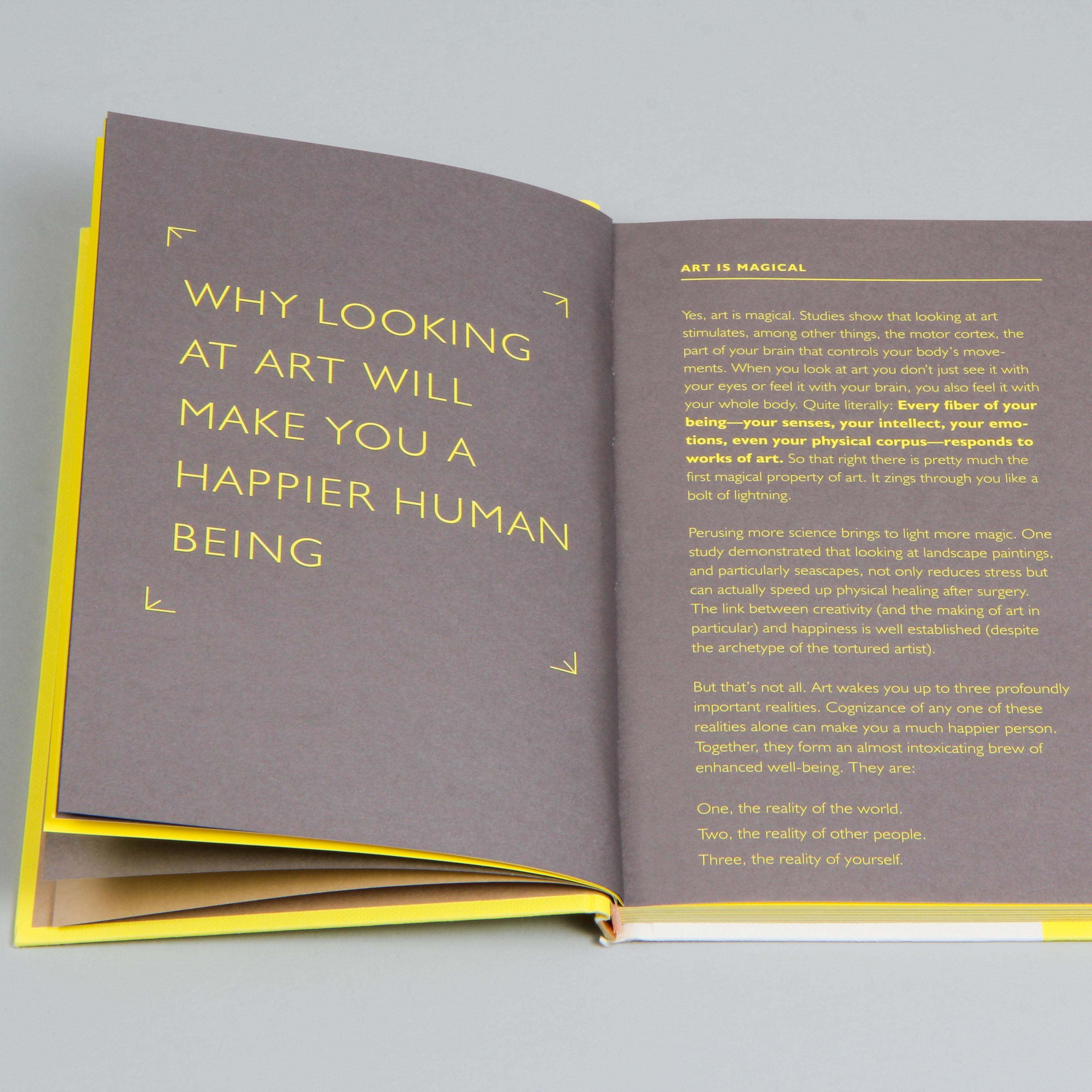 How Art Can Make You Happy: Bridget Watson Payne ...