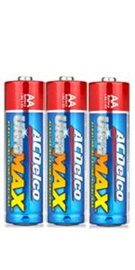 ultra max batteries