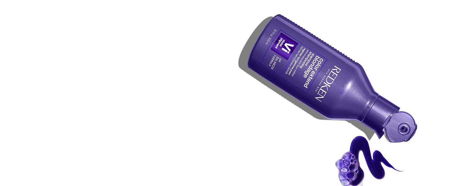 Redken Color Extend Blondage Capelli Biondi Tonalizzante Shampoo