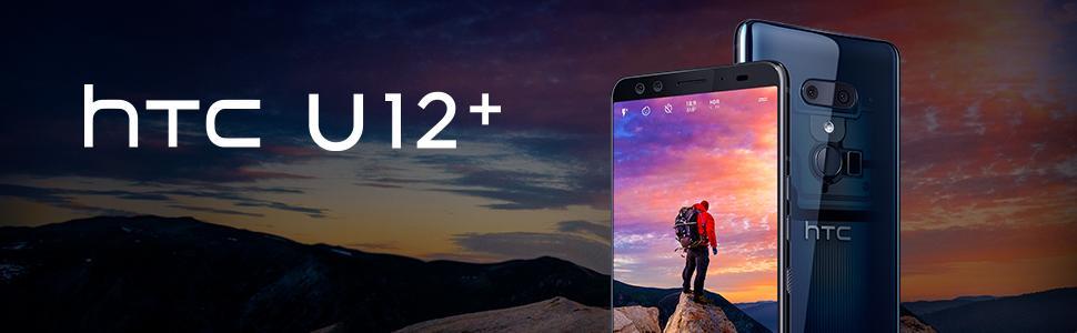 HTC, cell phone, unlocked cell phone, android phone, U12, U12+, HTC U11, samsung galaxy, S9 plus