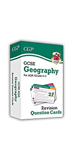 GCSE Geography Revision Question Cards