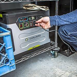 Goal Zero Yeti 1250 Portable Power Station