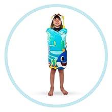 NICKELODEON PINK FONG BABY SHARK GIRLS BOYS KIDS BEDDING KIDS BATH AND BEACH ACCESSORIES