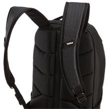 Thule backpack, comfortable backpack, padded backpack, backpanel padding, air flow channel