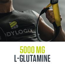 5000 mg l-glutamine