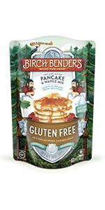 Amazon.com : Paleo Pancake & Waffle Mix by Birch Benders