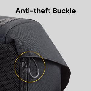 Anti-theft Buckle