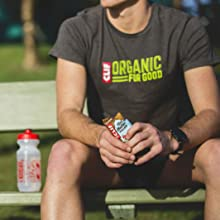 CLIF BAR NUT BUTTER FILLED BAR ENERGY BAR ORGANIC CLIF TSHIRT
